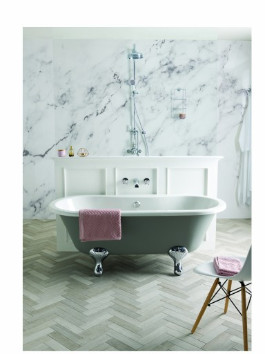 BAU035 Elmstead Bath Grey